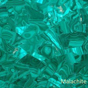Material Malachite