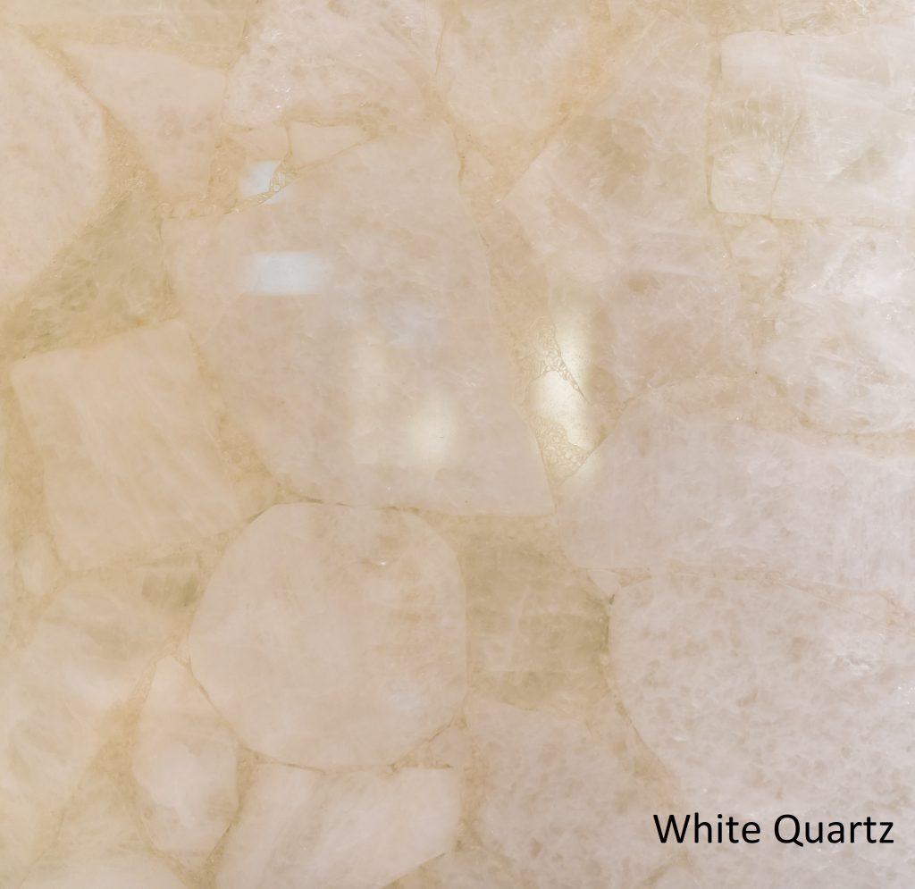 Material White Quartz