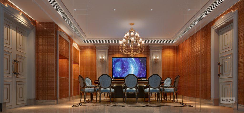 Proj. Hotel Conference