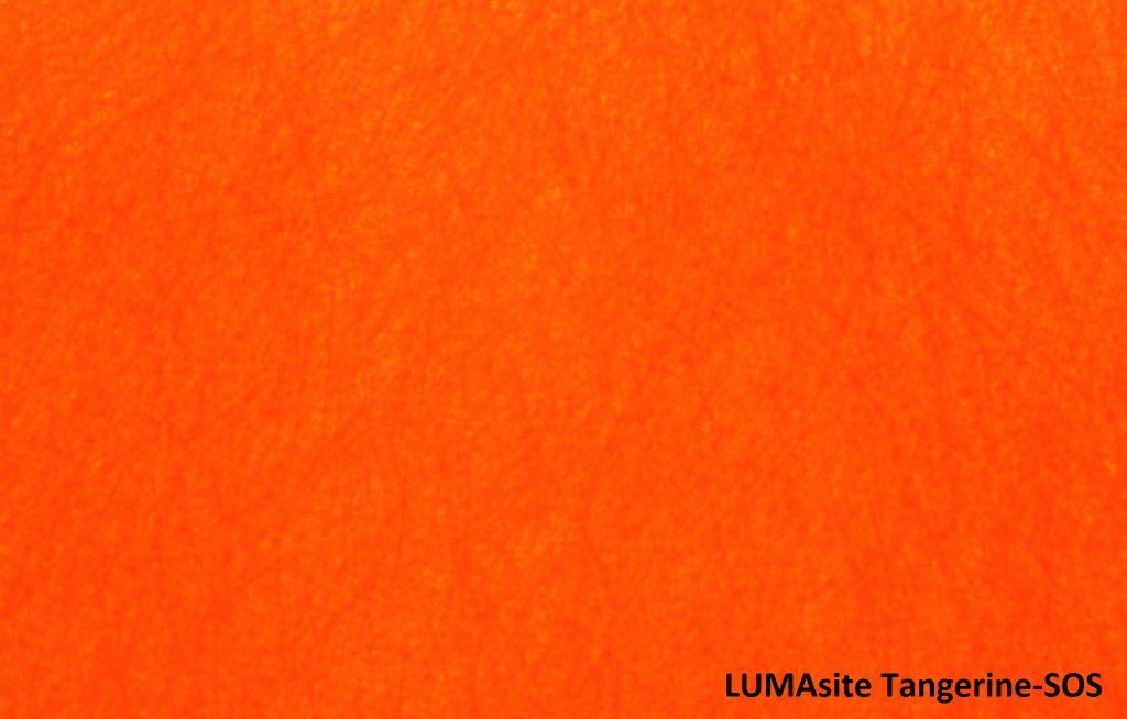 Series Tangerine SOS