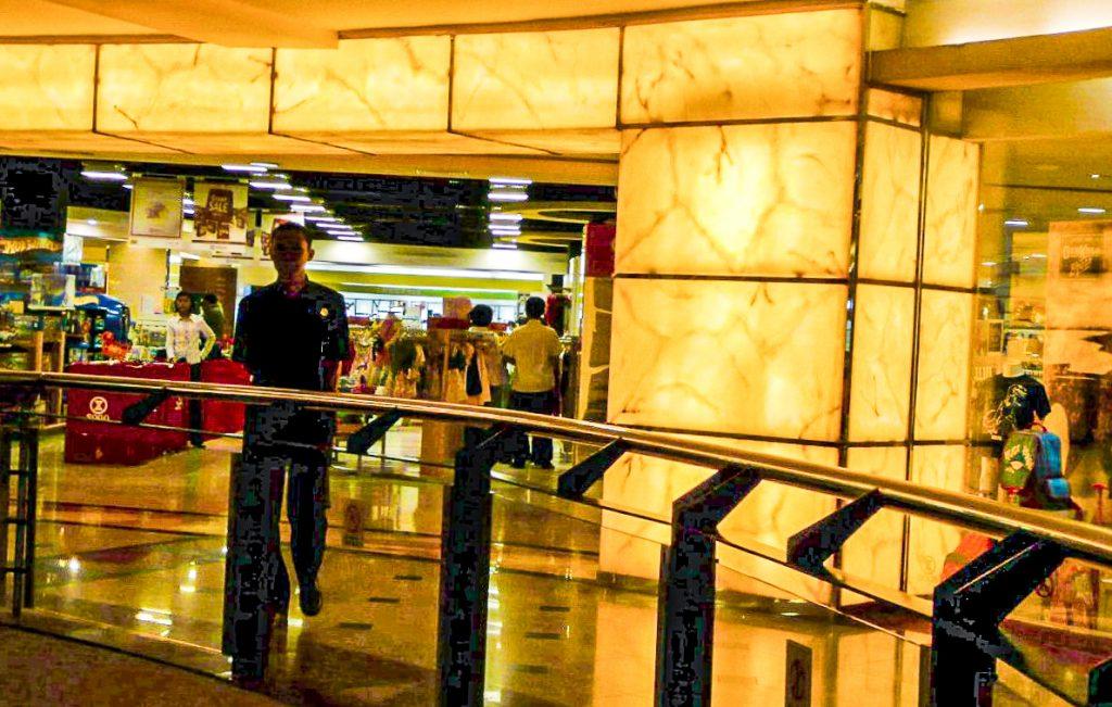 Sogo Dept. Store, Surabaya